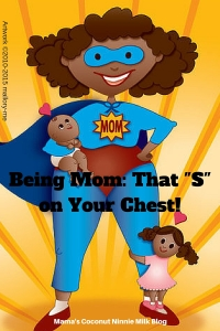 Being Mom_ That %22S%22 on Your Chest